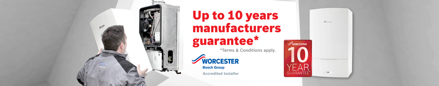 Worcester Boiler Guarantee Cheshire
